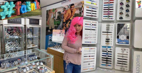 Watch centar pop up store na Samoborskom fašniku