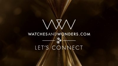 Watches Wonders 1