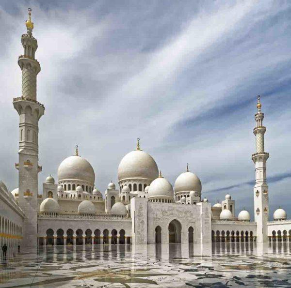 Zayedova džamija u Abu Dhabiju