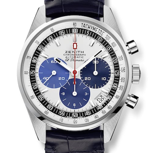 Zenith Chronomaster Revival Manufacture Edtion Front