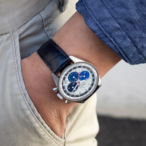 Zenith Chronomaster Revival Manufacture Edtion am Arm
