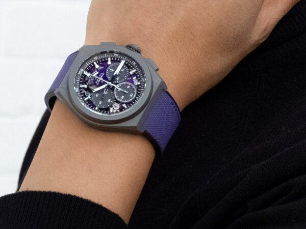 Zenith Defy 21 Ultraviolet 3 min