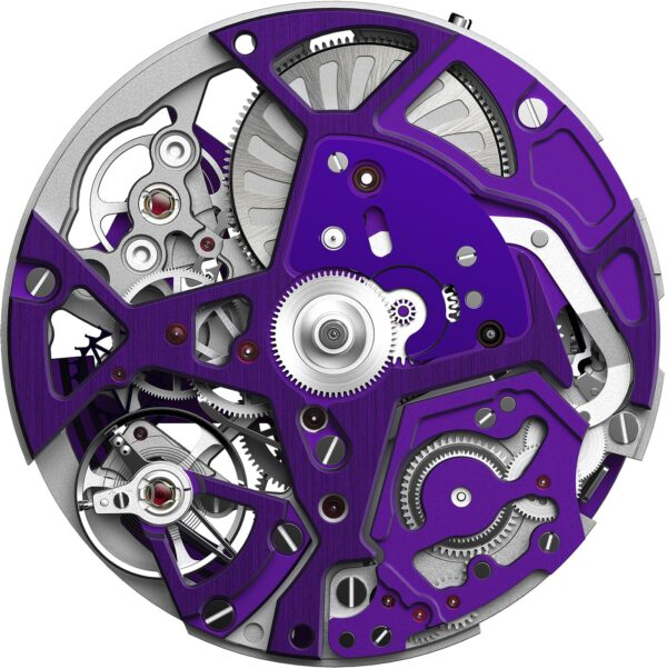 Zenith Defy 21 Ultraviolet 6 min