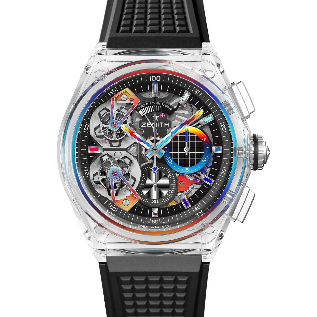 Zenith x Felipe Pantone Only Watch 2021