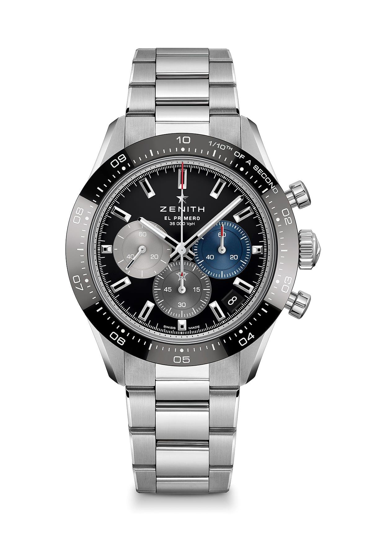 Zenith Chronomaster Sport black bracelet 1000 min