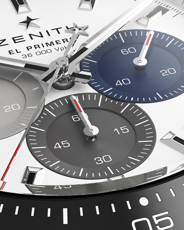 Zenith Chronomaster Sport dialCU 1000 min