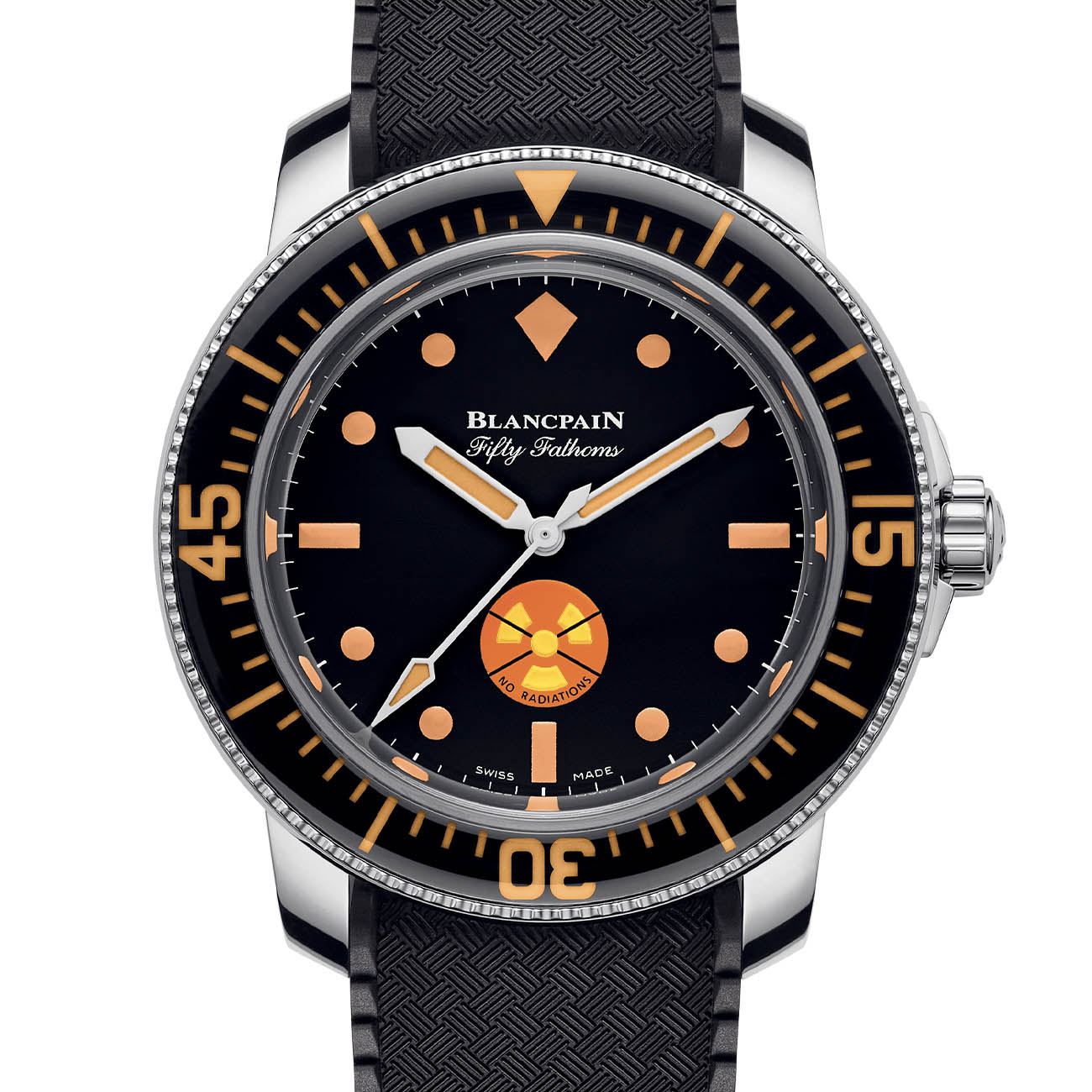 blancpain only watch 2021