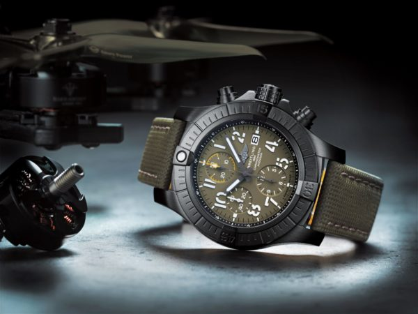 breitling 05 avenger chronograph 45 night mission 1