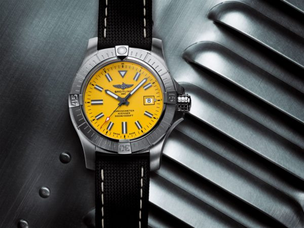 breitling avenger automatic 45 seawolf 1