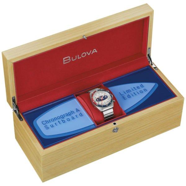 bulova 98A251 Box