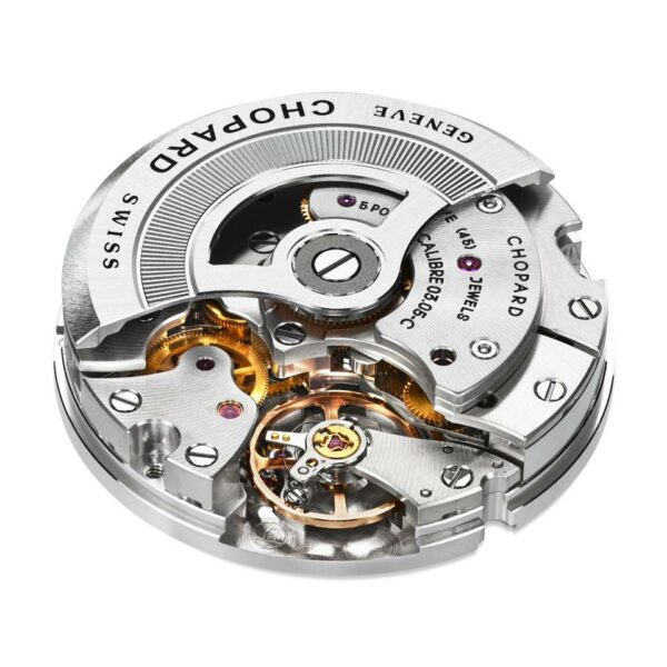 chopard chrono alpine movement
