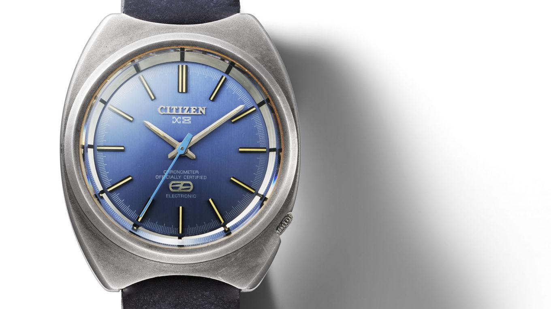 citizen 1970 Citizen X 8 Chronometer first titanium watch 2