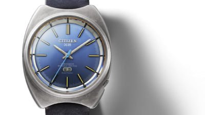 citizen 1970 Citizen X 8 Chronometer first titanium watch 2