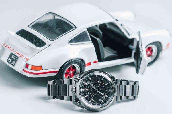 Porsche RS i Citizen Tsuno Chrono, zvijezde 70.-tih