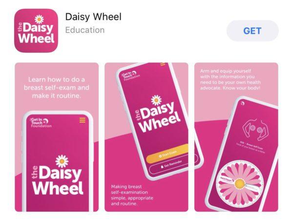 daisy wheel app 2