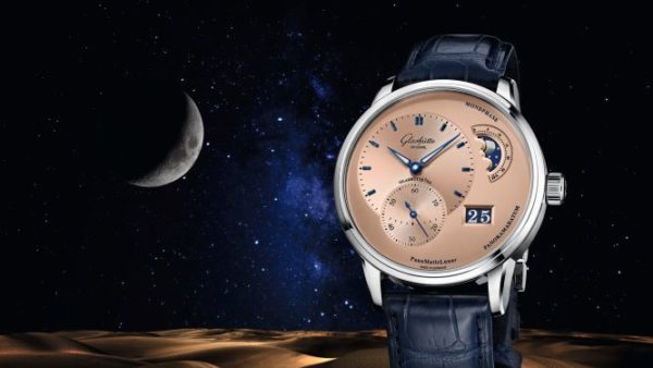 glashutte The new limited edition PanoMaticLunar