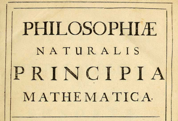 Book cover Principia