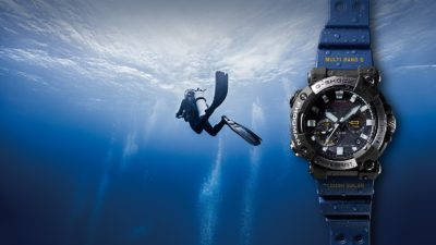 gwf a1000 full analog frogman with iso divers 200m 3
