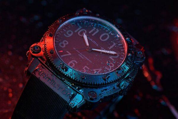 hamilton belowzero titanium red 01