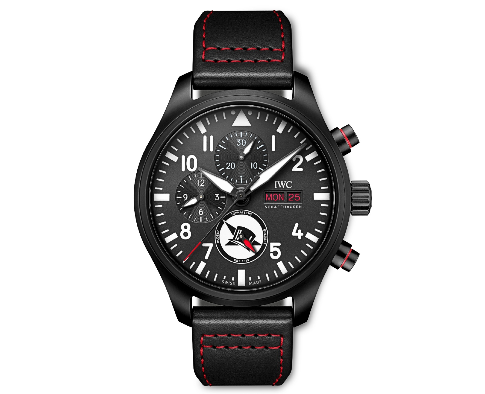 """The Pilot's Watch Chronograph Edition """"Tophatters"""" (Ref. IW389108)"""