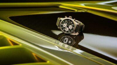"IWC Pilot's Watch Chronograph ""AMG"""
