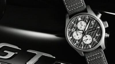 "IWC Schaffhausen Pilot's Watch Chronograph Edition ""AMG"""