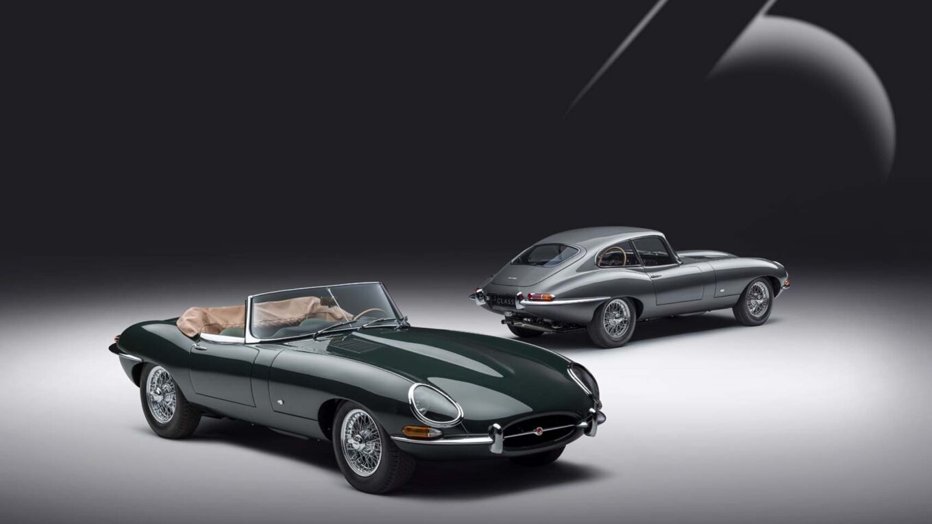 jaguar e type 60 collection 100784656