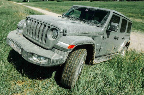jeep wrangler sahara & garmin marq expedition rewiev 2019 off road track
