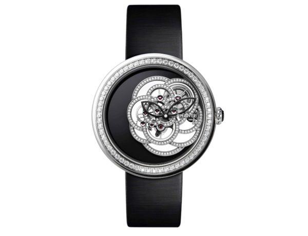 Chanel ref. H5471, Mademoiselle Privé Camélia Squelette