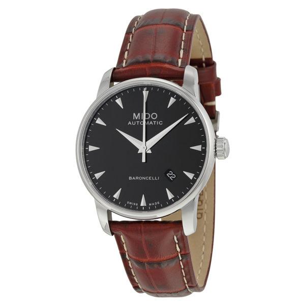 mido m8600 4 18 8 baroncelli mens automatic watch 49