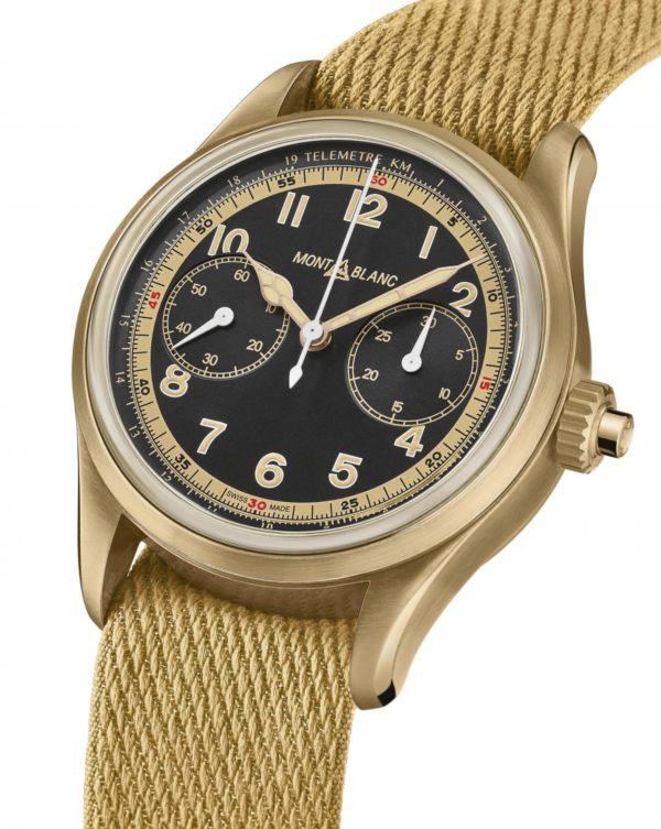 montblanc 1858 monopusher chronograph 1