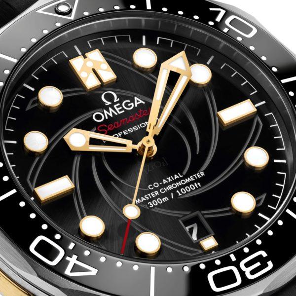 omega seamaster james bond 2019 limited edition close up dial jpg