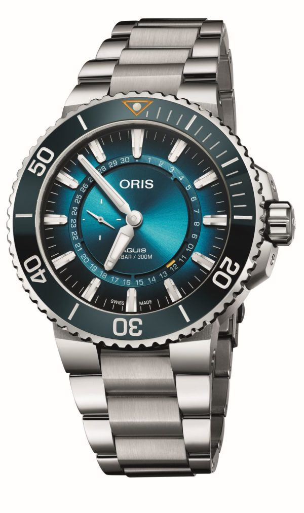 Oris Great Barrier Reef Limited Edition III diver