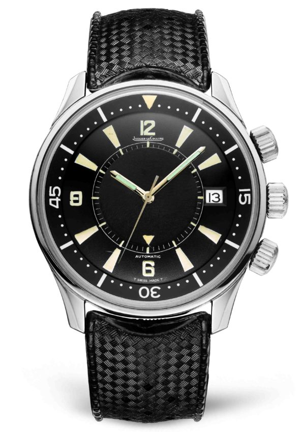 Jaeger-LeCoultre Polaris Memovox 1968,
