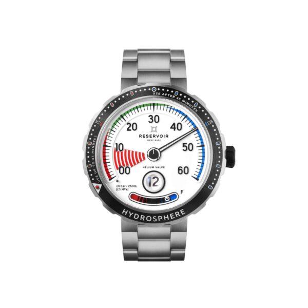reservoir watch hydrosphere air gauge face min
