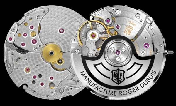 Roger Dubuis Excalibur Knights of the Round Table III mehanizam