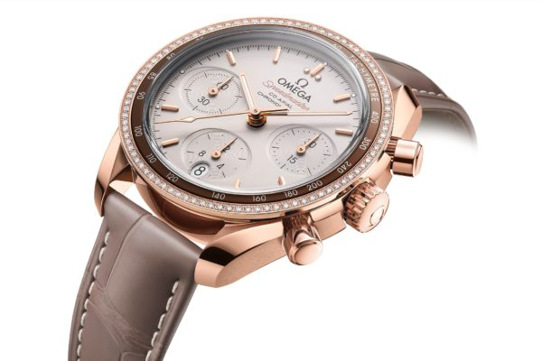 Speedmaster 38 C-Axial Chronograph 38mm