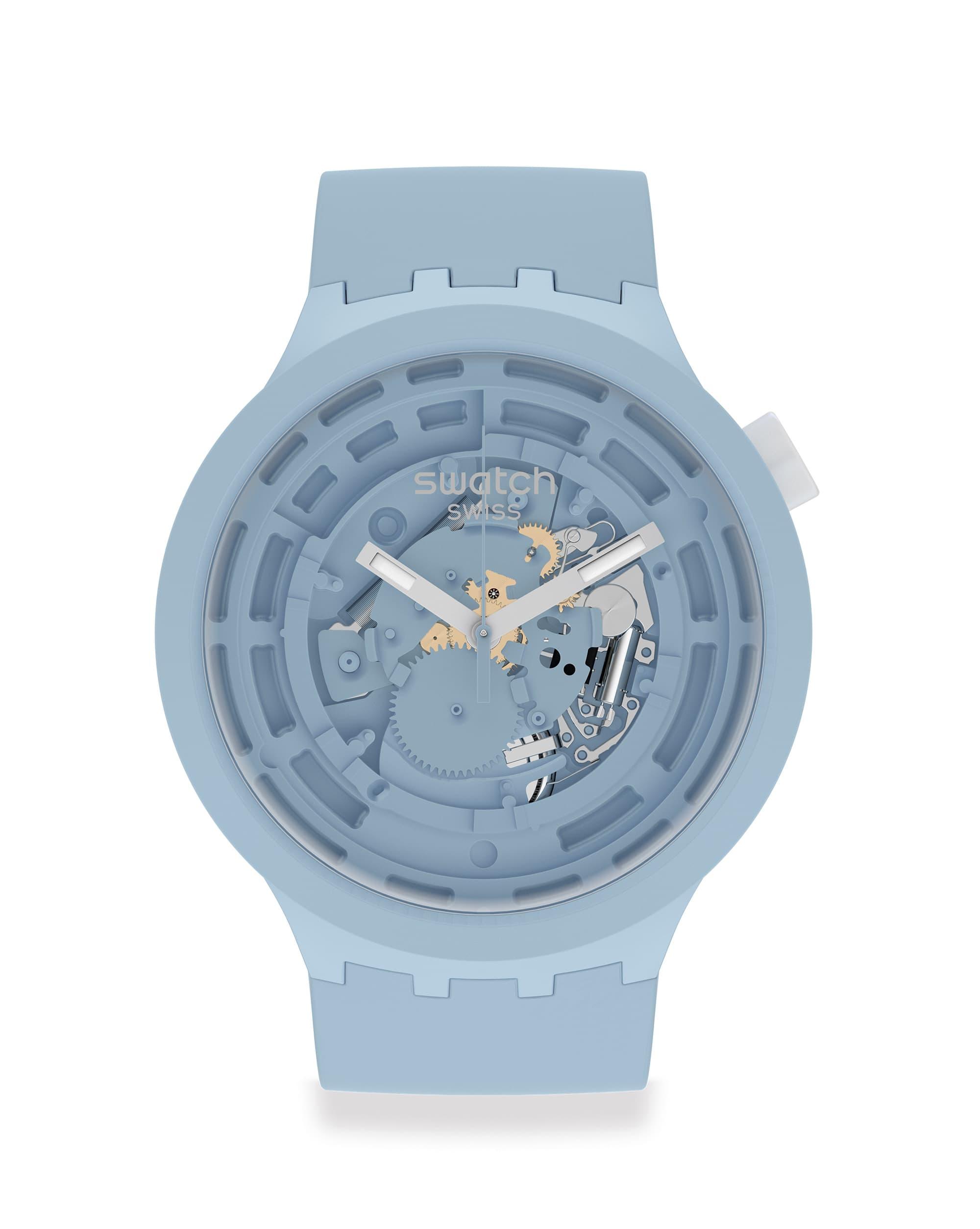 swatch bioceramic 6 min