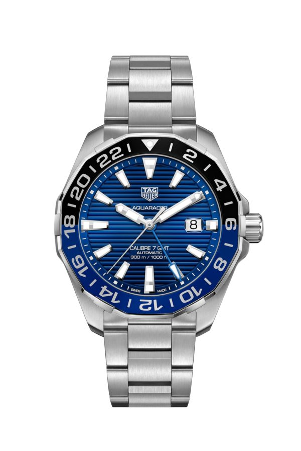 TAG Heuer Aquaracer GMT WAY201T