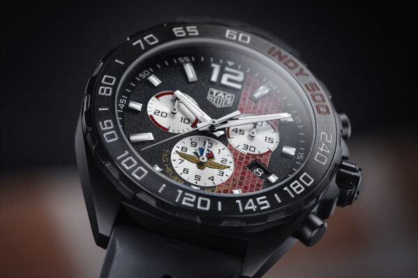 TAG Heuer Formula 1 Indy 500 2020 Special Edition