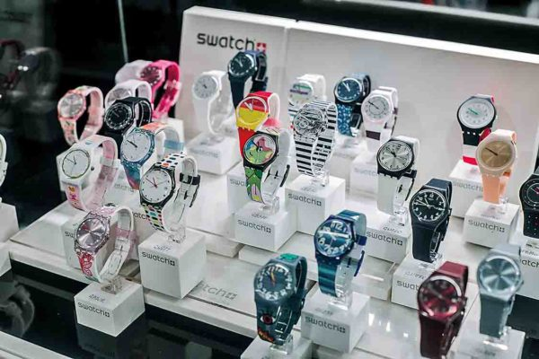 Swatch satovi u Watch Centru